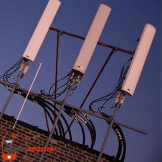 انتن فرستنده قوی dualband antenna